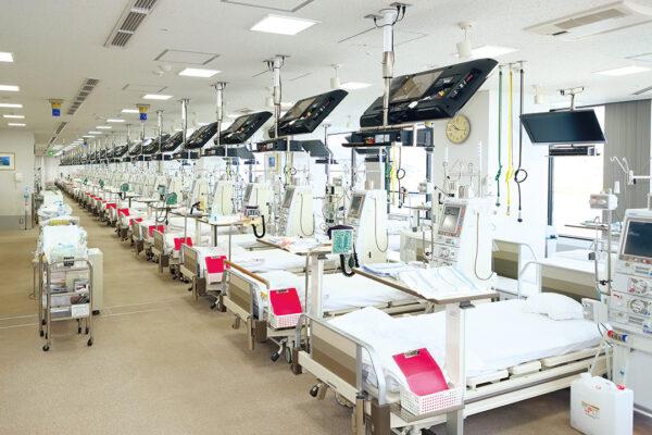 血液浄化センター(61床)